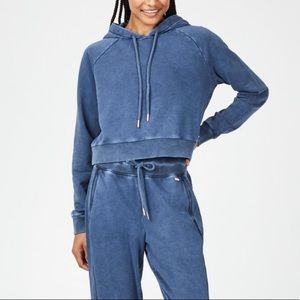 Sweaty Betty Cropped sweatshirt